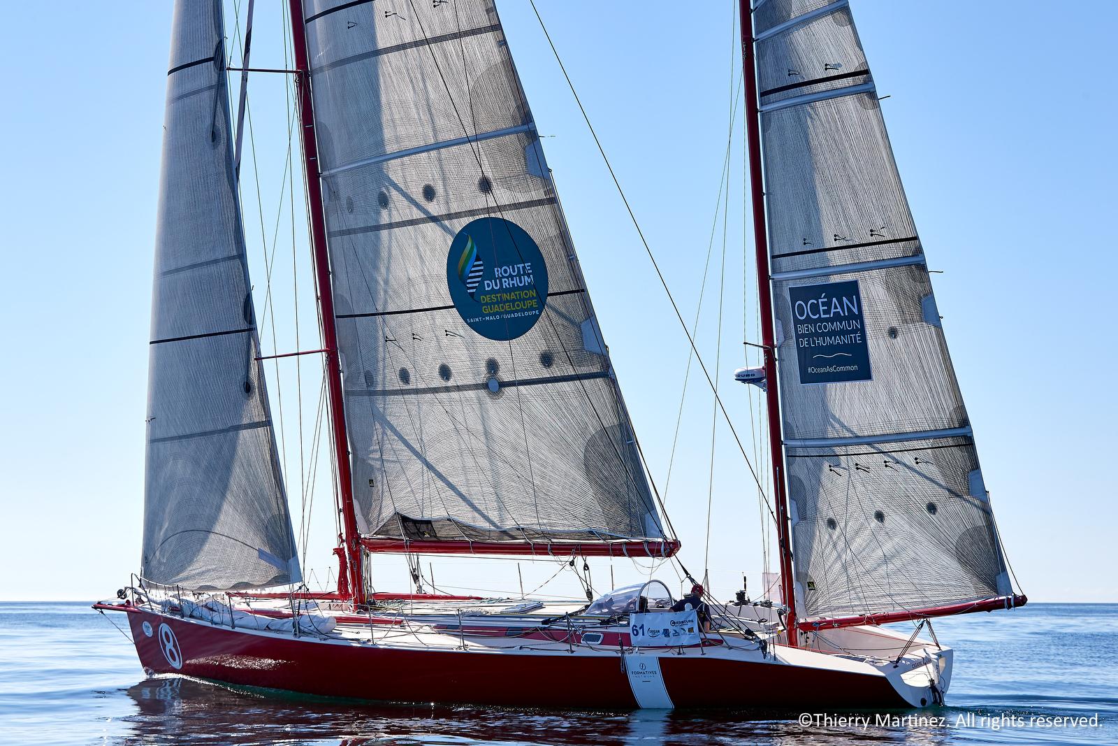 Le retour du Cigare Rouge, le bateau mythique aux 5 tours du monde